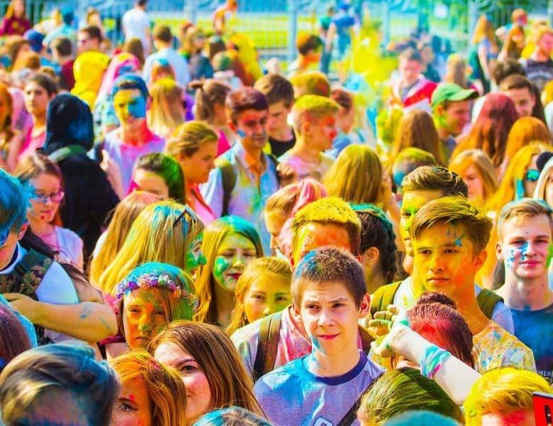 A la découverte du flashmob