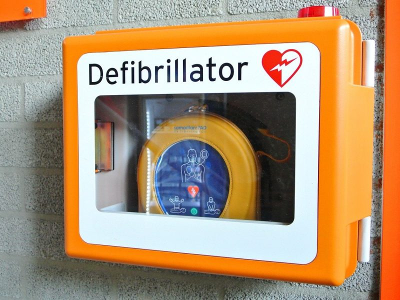 Comment utiliser défibrillateur cardiaque ?